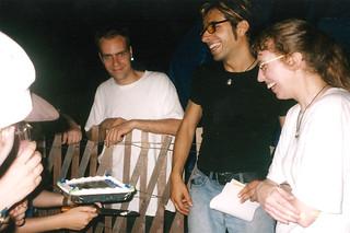The Birthday Cake! (July 1999)