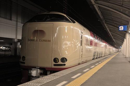 香川 寝台列車 予讃線