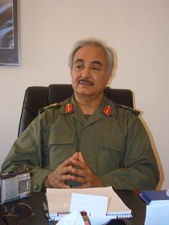 110425 Libyan rebel general vows to continue fight | جنرال ليبي ثائر يتعهد بمواصلة القتال | Un général des rebelles libyens s'engage à poursuivre la lutte | by Magharebia