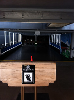 Queen Mary - Gangway to Museum | by Miss Shari