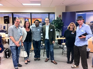 """Gamification Roundtable at Altimeter's HQ """"The Hangar""""   by jeremiah_owyang"""