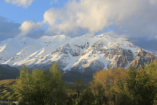 Mount Timpanogos   by Michael.Jolley