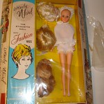 Wendy Ward Wig Doll