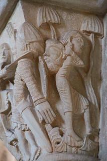 Basilique Sainte-Marie-Madeleine à Vézelay | by kristobalite
