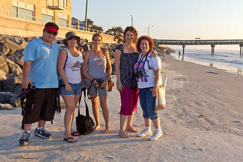 PBC Photo Walkers @ St. John's Pier in St. Augustine, FL | by Tammster1
