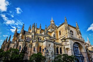 Segovia Cathedral Facade II | by trioptikmal