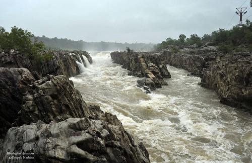Marble Rocks Jabalpur India Deepak Nashine Flickr