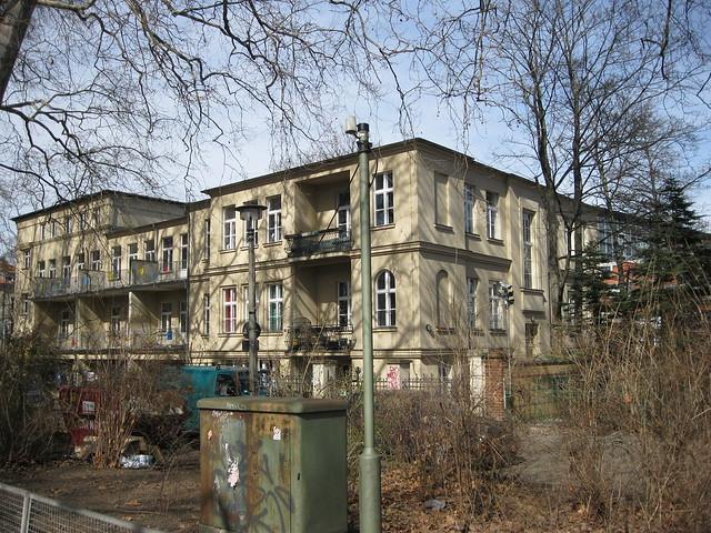 1950 Berlin-O. Kindergarten Puschkinallee 11-12 in 12435 Treptow