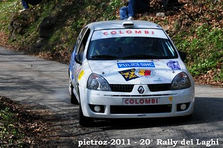 DSC_2292 - Renault Clio RS - N3 - Pulici Marco-Pulici Guido - Colombi Racing Team | by pietroz