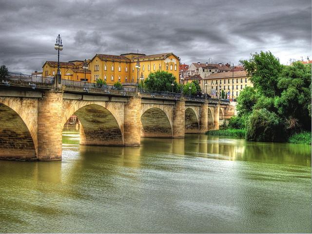 Puente de piedra...