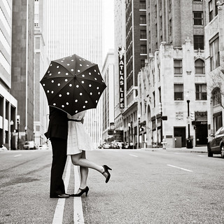 umbrella kiss | by crystal.franks