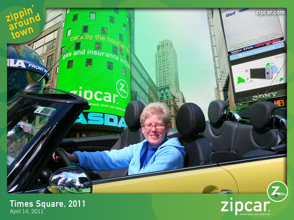 Zipcar NYC