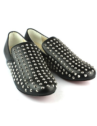 new concept ebe76 ff1f1 christian louboutin men's sneakers Rollerboy Spikes Flats ...