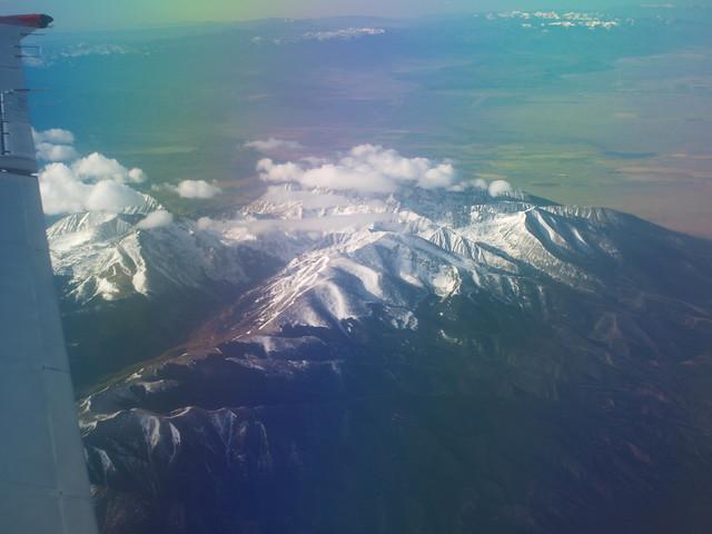 MOUNT BLANCA COLORADO