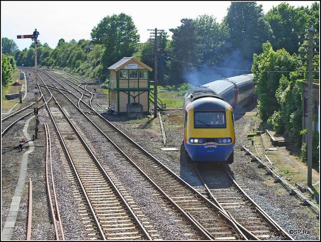 EMT off the branch - Wymondham