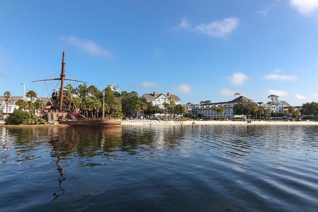 Disney's - Yacht and Beach Club Resort