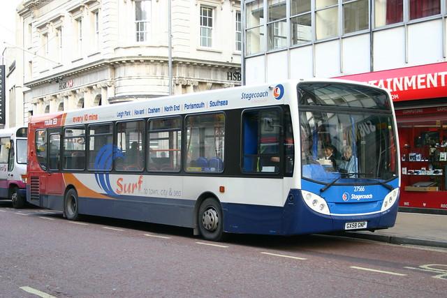27566 GX58GNP Stagecoach