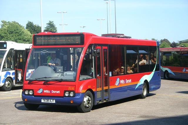 2638 T638AJT Wilts & Dorset