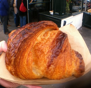 Croissant at Tartine Bakery for Leila. | by Tom Purves