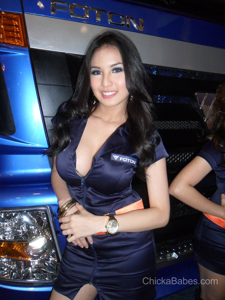 Abby Poblador at the CAMPI 2010 | Sexiest Pinays