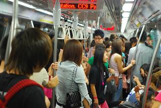 Yellow line MRT | by daarwasik