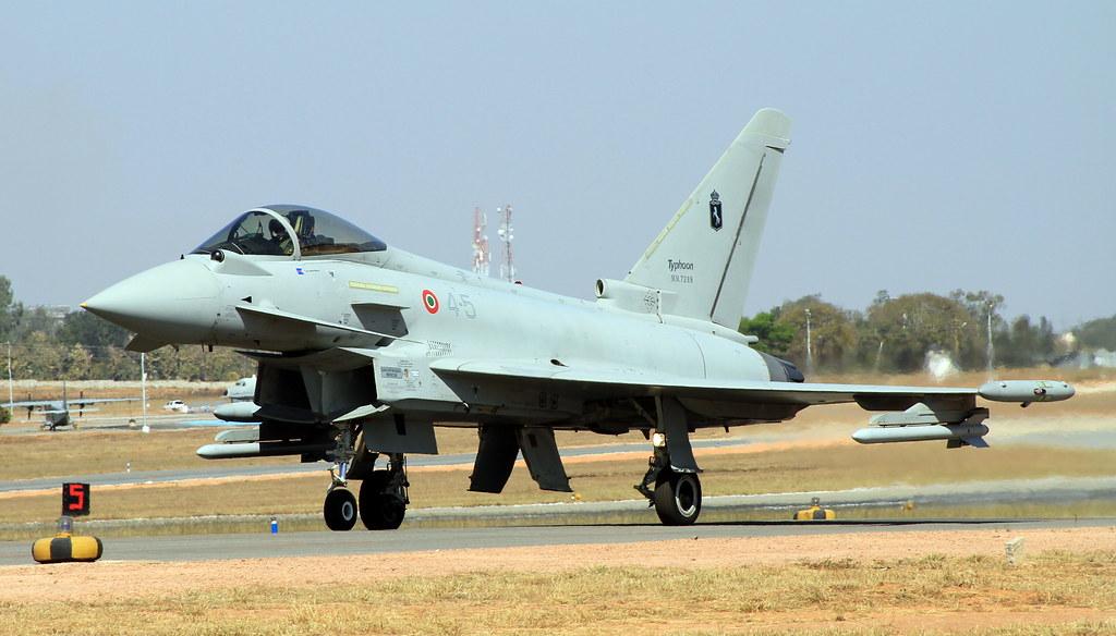 Euro Fighter - typhoon
