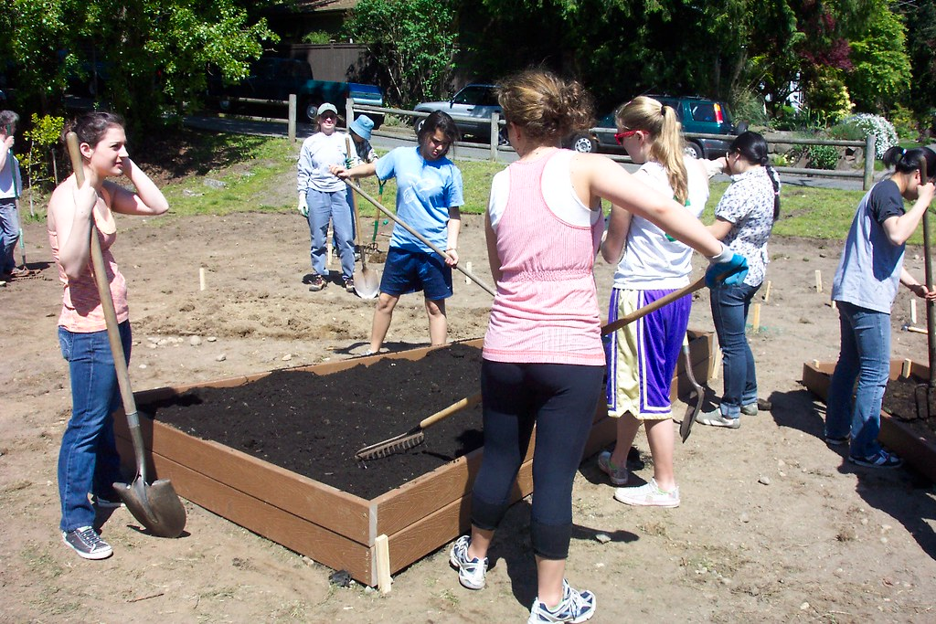 Rav-Eck Community Garden | Seattle Parks | Flickr