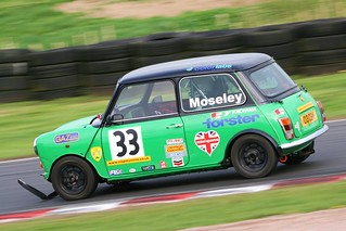 Mighty Minis - Oulton Park