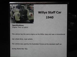 1940 Willys sedan