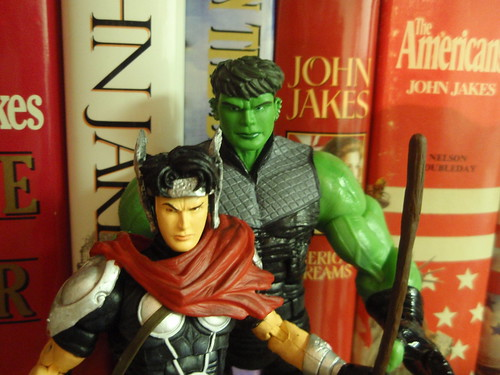 Wiccan and Hulkling   by Joelk75