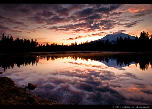 Morning Blush   by Goldpaint Photography