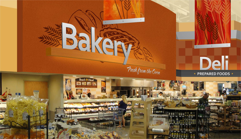 Interior Bakery Design Bakery Department Interior Mark
