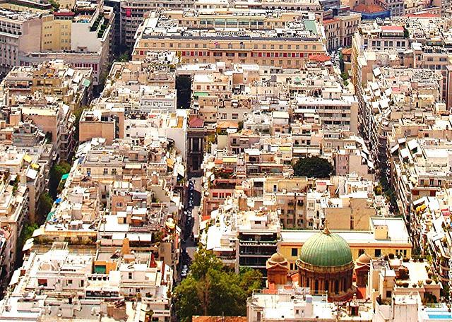 Αθήνα / Athens: Urbanisation