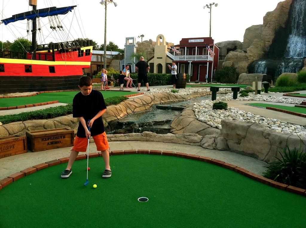 Mini Golf, 153/365
