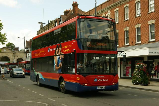 1139 HF09BJY Wilts & Dorset