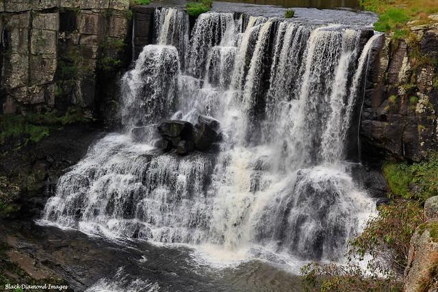 Upper Ebor Falls, Guy Fawkes River, Ebor, Waterfall Way, NSW