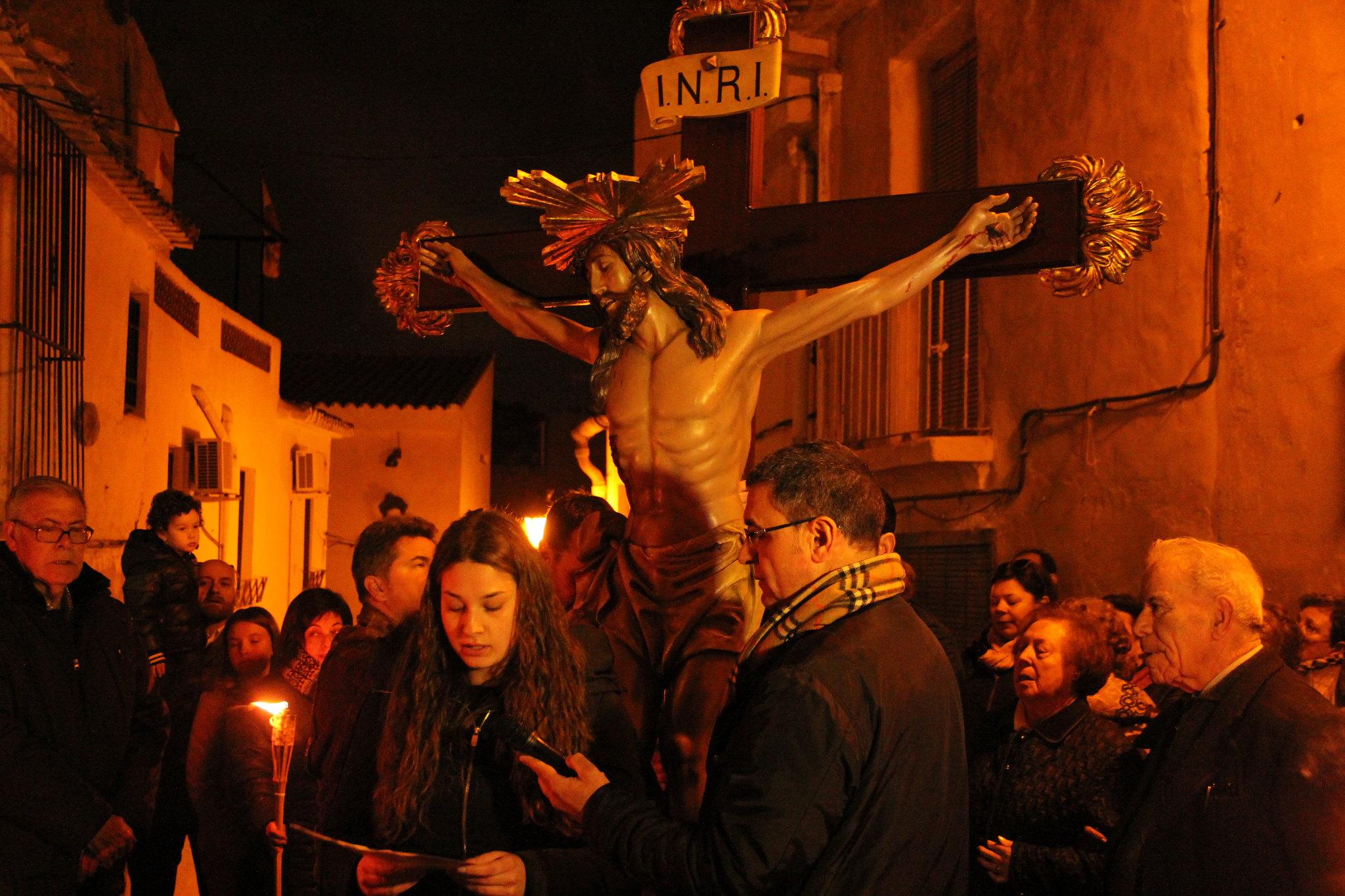 (2016-03-18) - VII Vía Crucis nocturno - Antonio José Verdú Navarro (023)