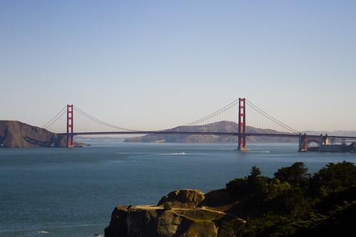 Golden Gate Bridge   San Francisco   by THEMACGIRL*