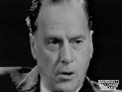 Marshall McLuhan Speaks   by Cea.