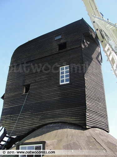Outwood Mill | Outwood Post Mill | External View 26 | by Outwood Windmill