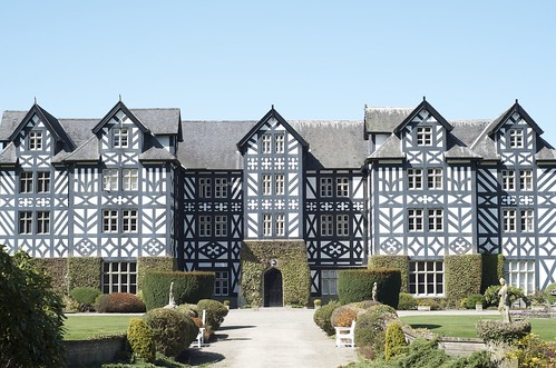 Gregynog Hall 2 | by Plashing Vole