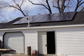 Buffalo, NY residential solar | by Solar Liberty