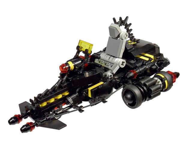 Neo Blacktron I - Alligator [pic.2]