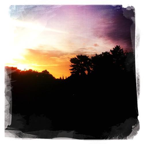 sunrise hipstamatic lucifervilens dreamcanvasfilm