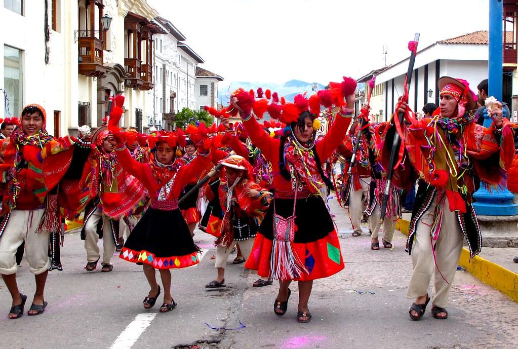 Carnival in Cusco, Cusco, Peru   Nikki Shaff   Flickr
