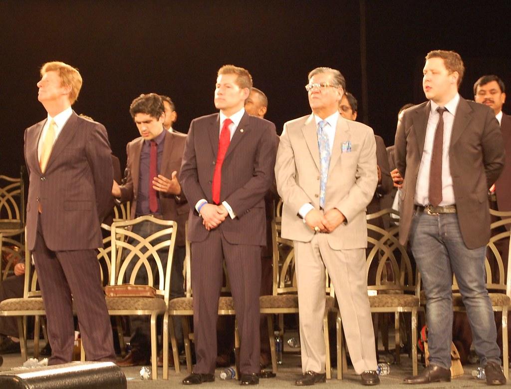 Pastor Benny Hinn En Las Vegas | Ministerios Mario Rodriguez