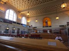 日, 2011-06-26 11:02 - New Haven Union駅