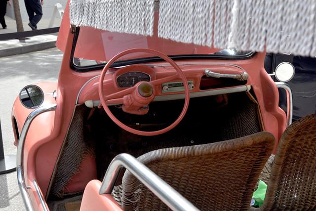 Renault interior