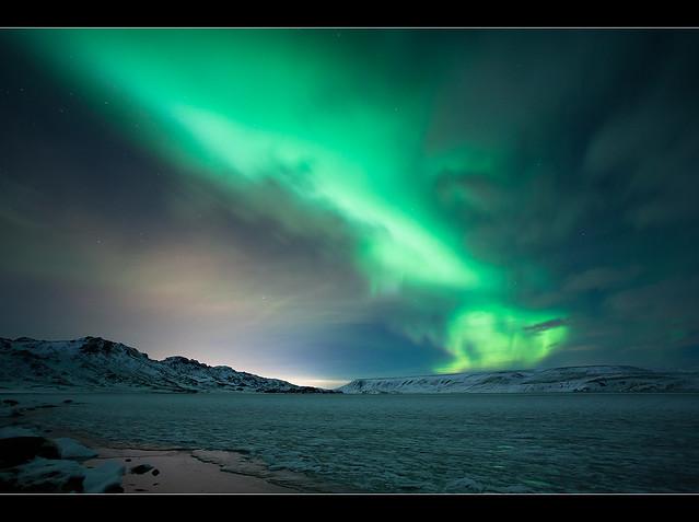 The northern light troll