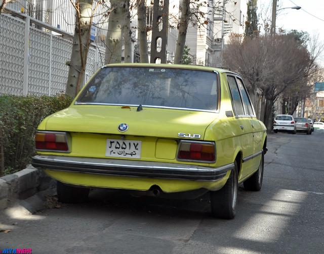 Iranian Cars - اتومبیل های ایران